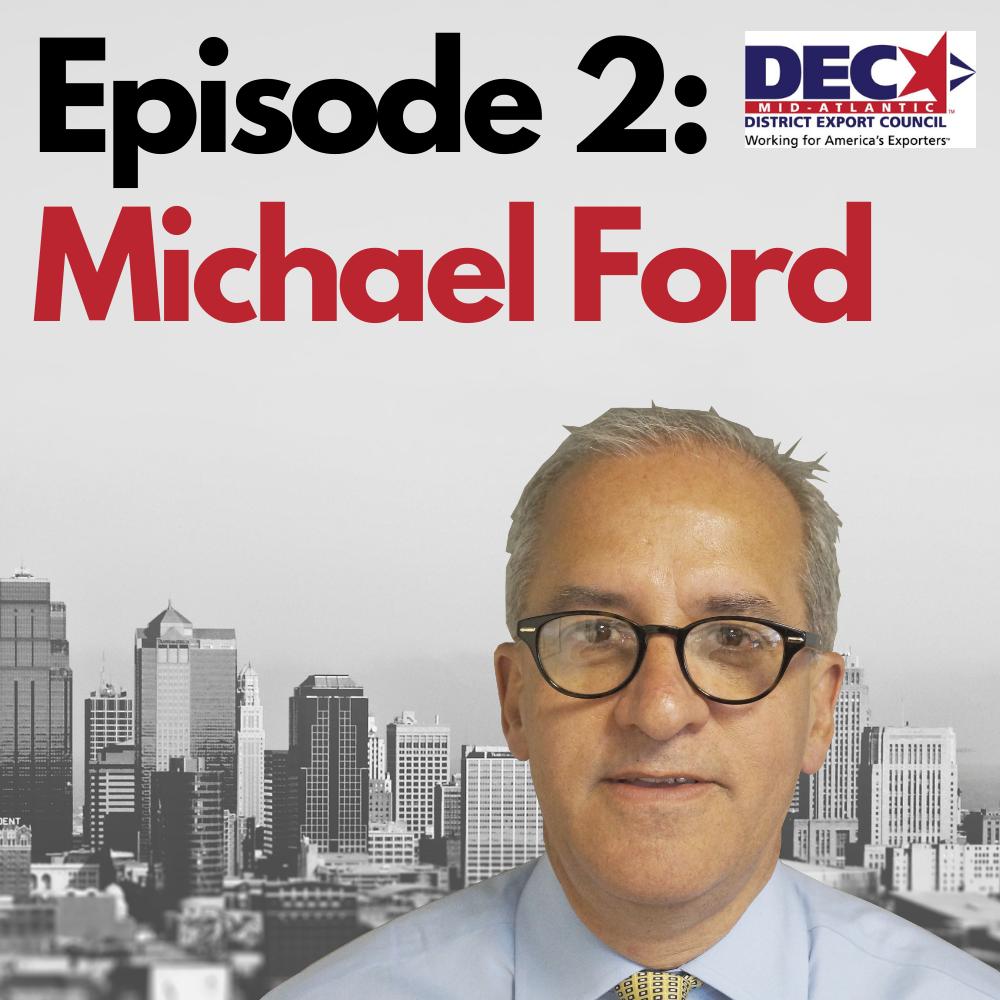 Episode 2 Thumbnail: Michael Ford